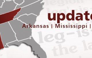 South Central Legislative/Regulatory Update