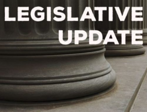 South Central Region – Legislative Update for April-May 2017