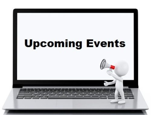 Upcoming Events and Conferences