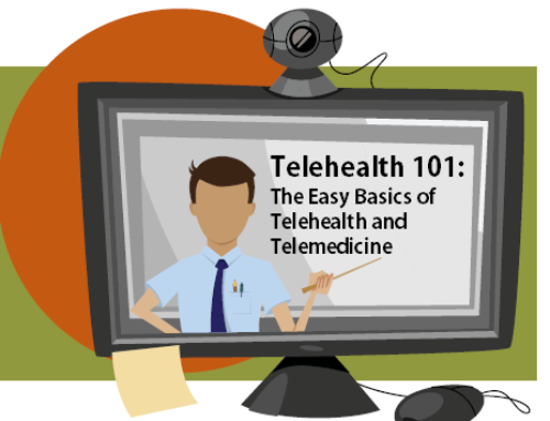 Free Webinar: Telehealth 101! Register today!