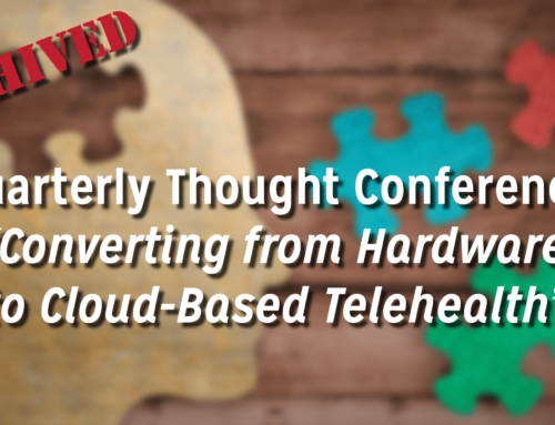 "Quarterly Thought Conference – ""Converting from Hardware"""