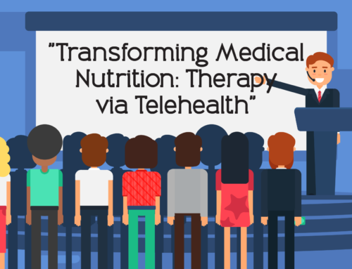 Transforming Medical Nutrition via Telehealth