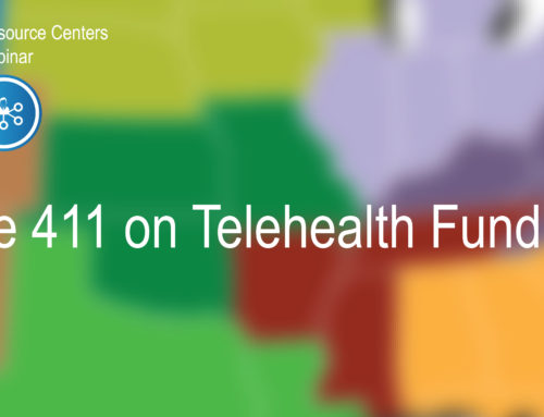 The 411 on Telehealth Funding
