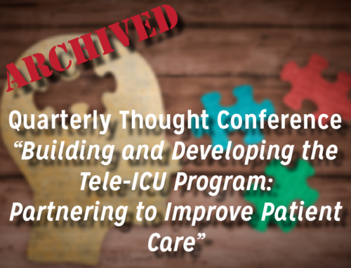 Building and Developing the Tele-ICU Program