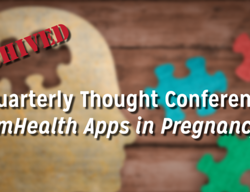 QTC – mHealth Apps in Pregnancy