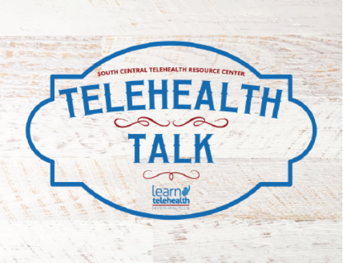 Telehealth Talk: Telehealth Journey with Rosalyn Perkins (Episode 19)