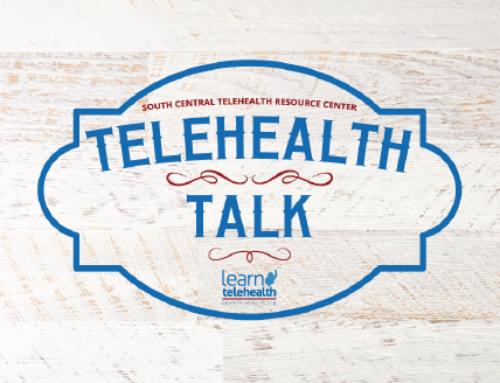 Telehealth Talk: Telehealth Journey with Rosalyn Perkins (Episode 19)