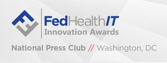 FedHealthIT 2018 Innovation Awards Winners – FedHealthIT