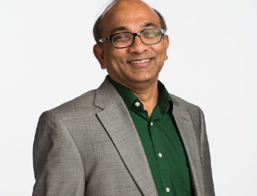 Eswaran Named Principal Investigator of South Central Telehealth Resource Center