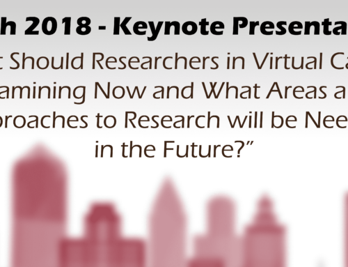 SEARCH 2018 – Keynote Presentation I