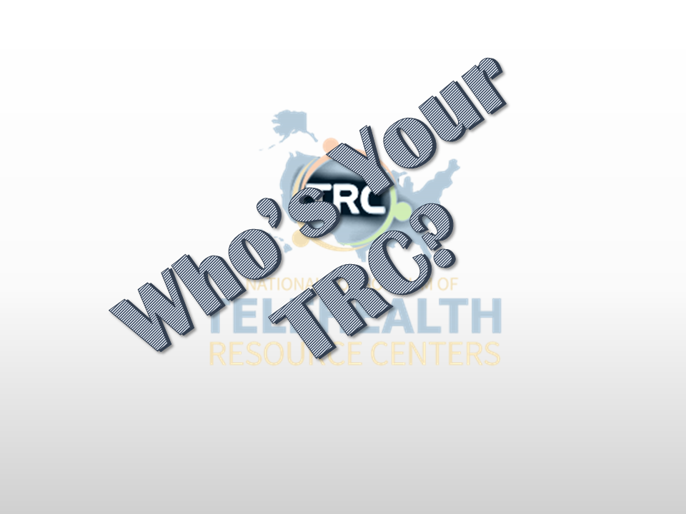 Who's Your TRC?