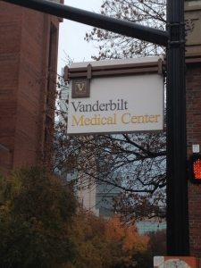 We stopped by Vanderbilt University Medical Center to visit the telehealth group there.