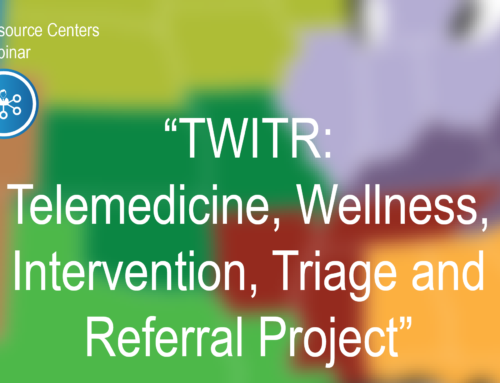 TWITR: Telemedicine, Wellness, Intervention, Triage and Referral Project