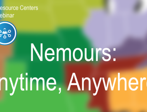 Nemours Anytime Anywhere