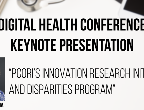 Digital Health Conference 2018 – Keynote I