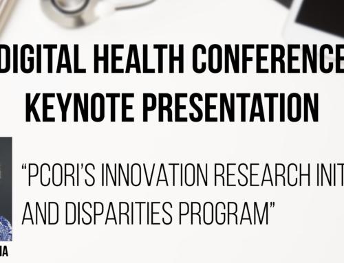 Digital Health Conference 2018 – Keynote I