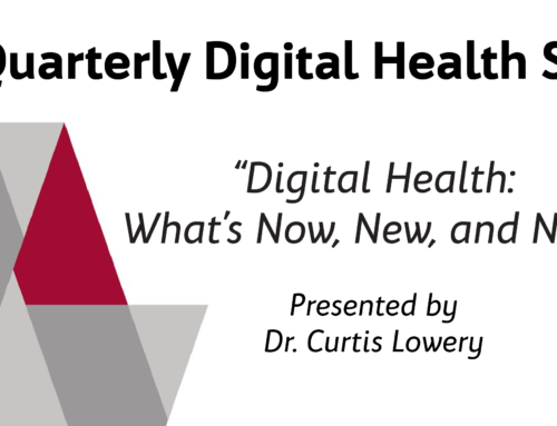 Quarterly Digital Health Series – Digital Health