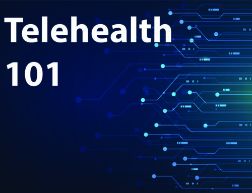 Can't attend our Telehealth 101 webinar live? Check it out here!