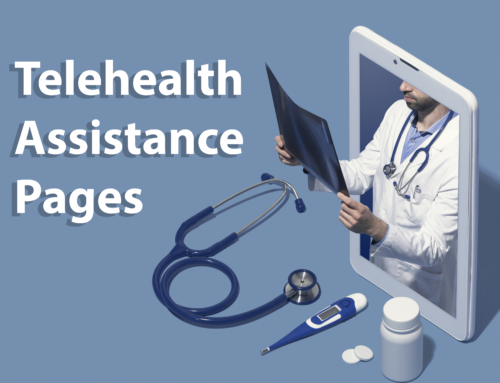 Telehealth Assistance Resource Pages